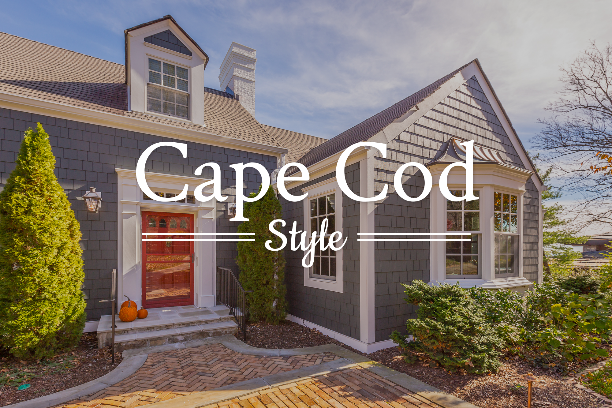 James Hardie Cape cod style picture 1